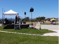 Pacific Breezes Concerts, which occur one Saturday each month during summer, 1-4pm.