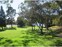 Come to UCSB to see some green even in the drought (thanks to recycled water).