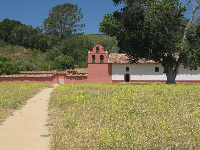 La Purisima Mission- you must go see it! Go to its page for more photos...