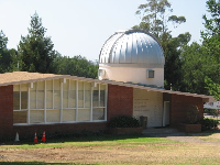 The observatory.