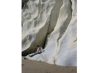 My favorite- the white caves.