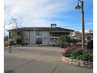 The Monterey Maritime and History Museum, in Custom House Plaza.