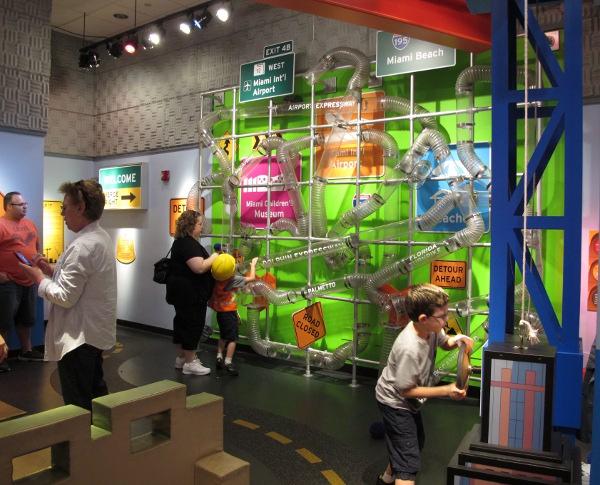 Miami Children S Museum Fun Maps