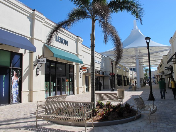 Palm Beach Outlet Mall Fun Maps