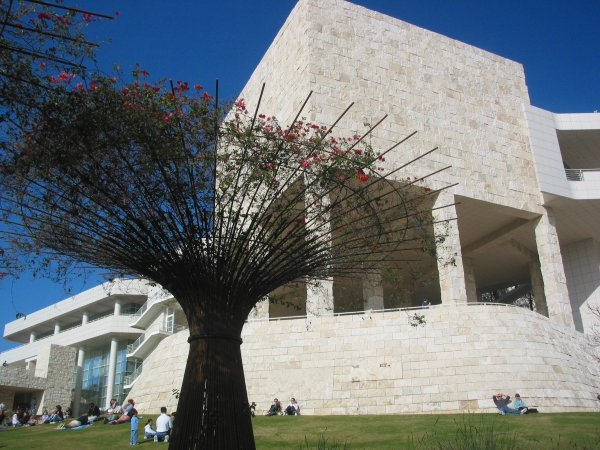 Getty Center, Los Angeles California