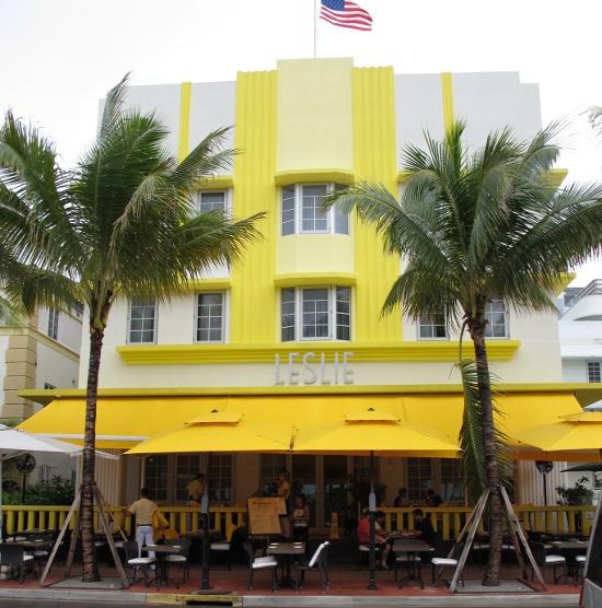 Art Deco Walking Tour South Beach Fun Maps