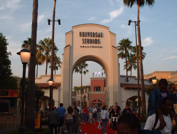 Universal Studios, Los Angeles California