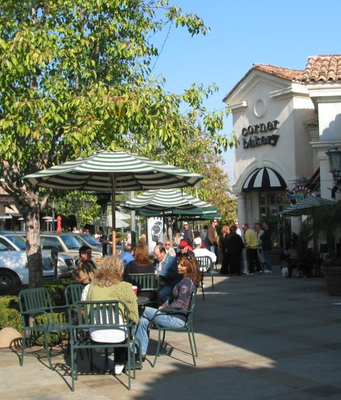 Calabasas Commons, Los Angeles California