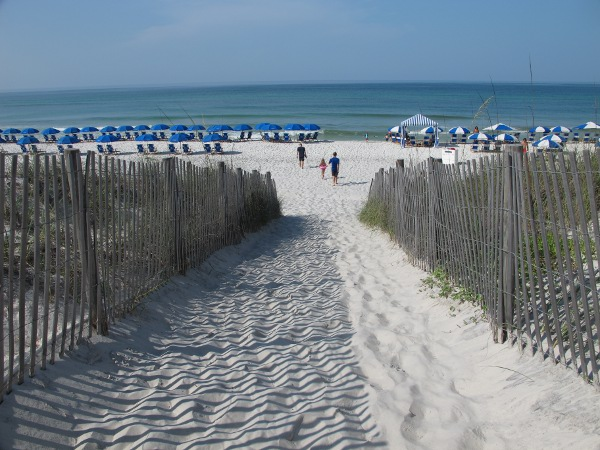Seaside Beach And Town Fun Maps