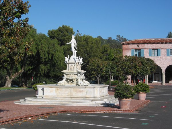 Malaga Cove Plaza, Palos Verdes, Los Angeles California