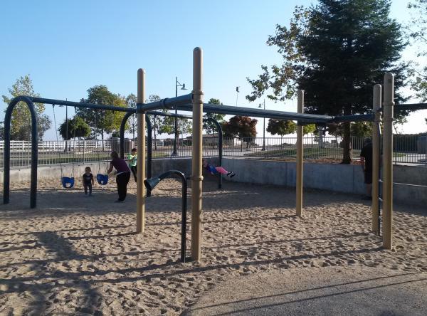 Rancho grande playground arroyo grande fun maps for Rancho grande motors in san luis obispo