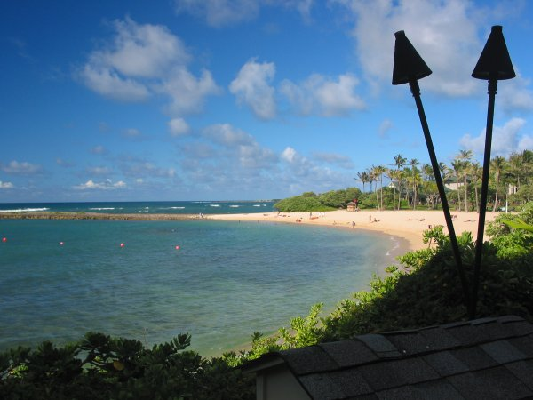 Turtle Bay Hilton Beach, North Shore, Oahu Hawaii
