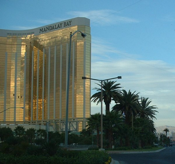 Mandalay Bay Resort, Las Vegas Nevada