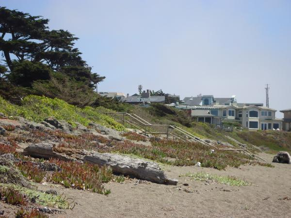 Moonstone beach shamel park cambria fun maps for Rancho grande motors in san luis obispo
