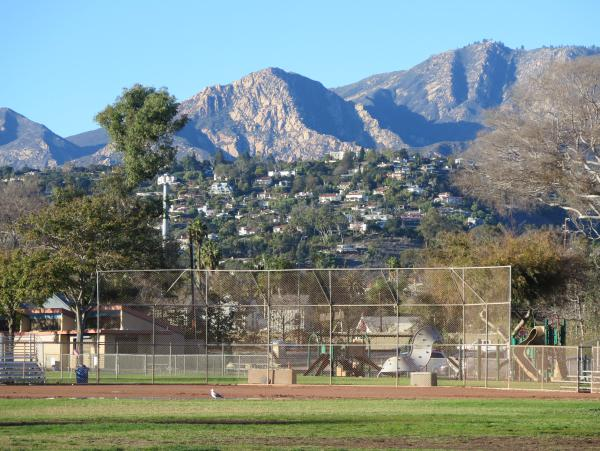Dwight Murphy Park, Santa Barbara California