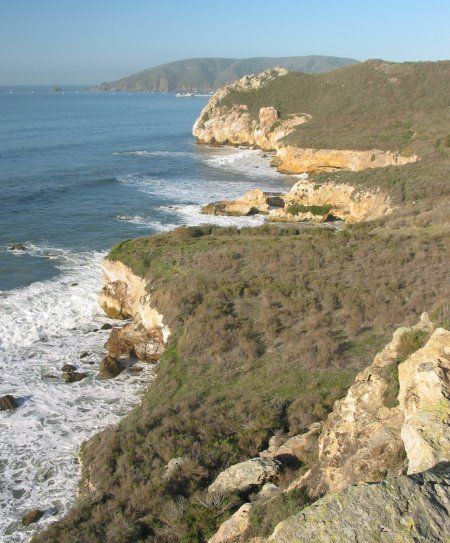 Pirate's Cove, San Luis Obispo California