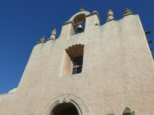 Our Lady of Mt Carmel Church, Montecito, Santa Barbara California