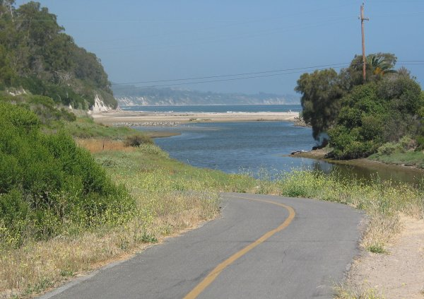 Coast Route Bike Path Fun Maps