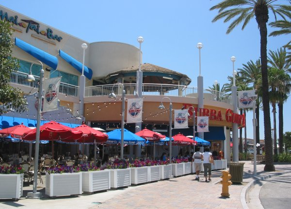 Rainbow Harbor Long Beach