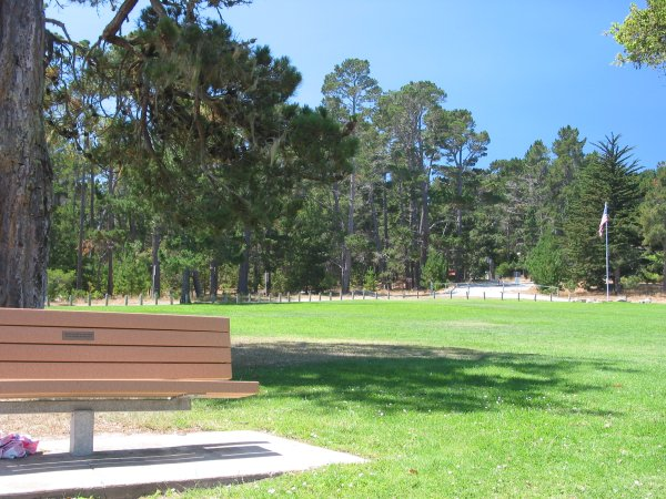 Veterans Memorial Park, Monterey California