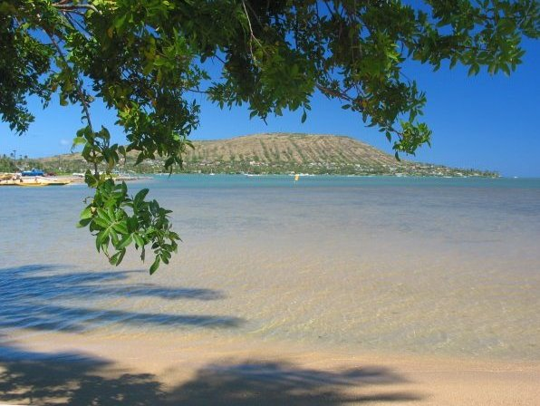 Kuliouou Beach Park and Paiko Lagoon, Oahu Hawaii
