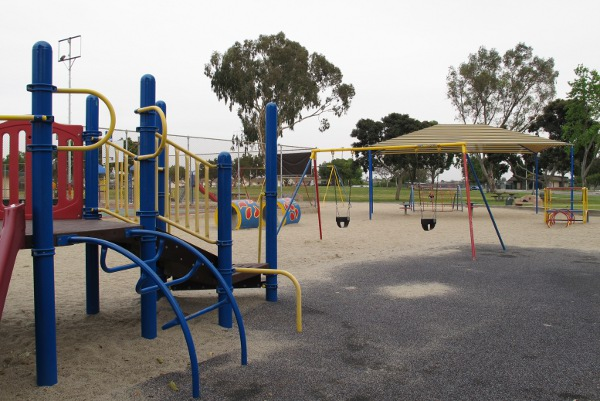 Allied Gardens Community Park, San Diego California