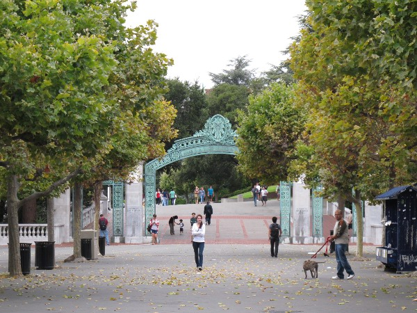 Image result for sproul plaza berkeley