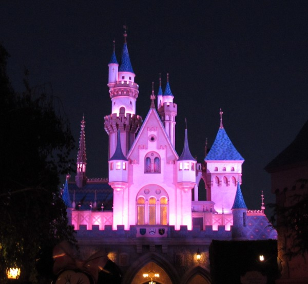 Disneyland, Los Angeles California