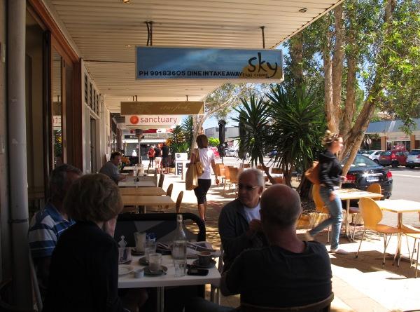 Snapperman Beach Cafe Bar