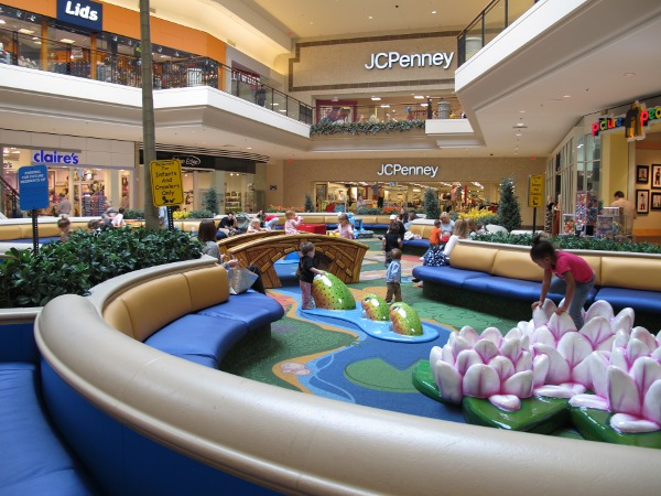 Mall At Wellington Green Fun Maps