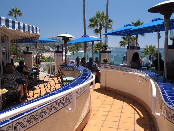 Las Brisas Restaurant, Laguna Beach, Los Angeles California