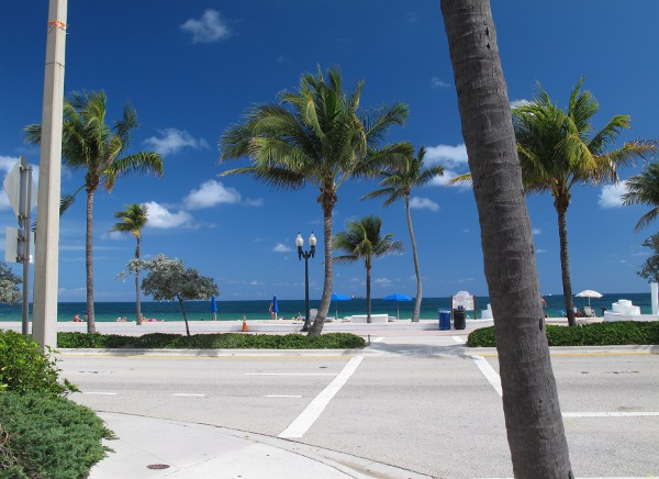 Fort Lauderdale Beach, Miami FL
