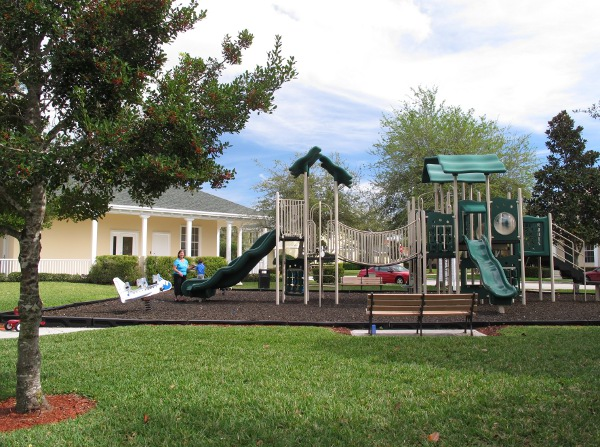 Cambridge Neighborhood Playground, South Florida FL