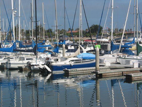 Channel Islands Harbor, Oxnard, Ventura California