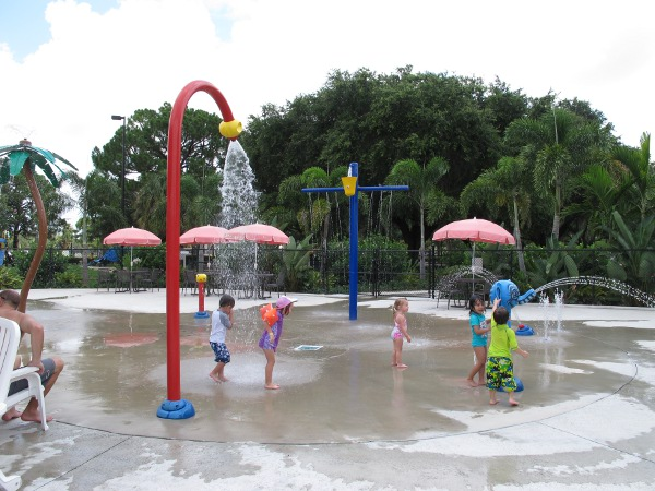 Palm beach gardens splash park fun maps - Palm beach gardens community center ...