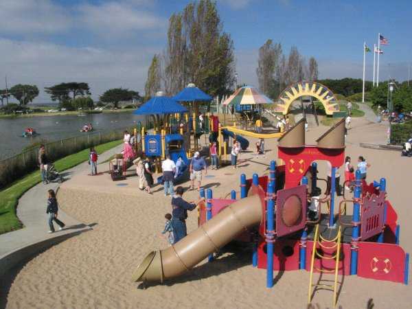 Dennis the Menace Park, Monterey California