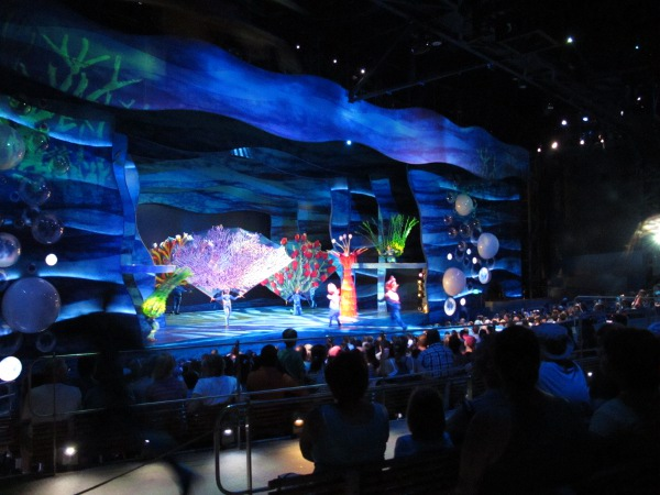The Finding Nemo musical is beautiful!