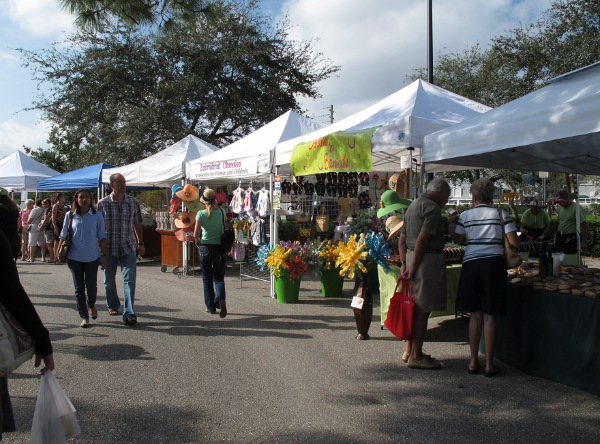 Palm Beach Gardens Green Market