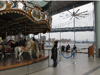 A carousel with views!