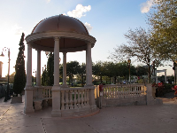 Gazebo on Crane's Roost Blvd.