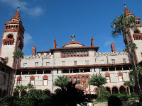 You can never get enough of the buildings at Flagler College!