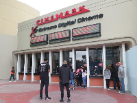 The cinemas.