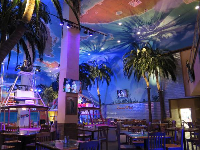 Jimmy Buffet's Margaritaville restaurant.