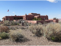It's wonderful to visit Painted Desert Inn!