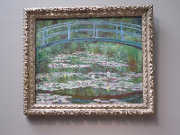 Water Lilies, by Claude Monet.