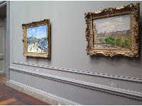 Impressionist gallery.