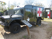 Kaiser Jeep Ambulance, in the Vietnam Experience.