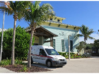 Loggerhead Center, and turtle ambulance!