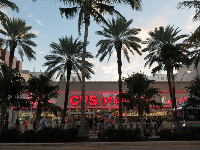 Even the CVS Pharmacy is beautiful in Miami Beach!