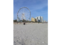Sand and SkyWheel.